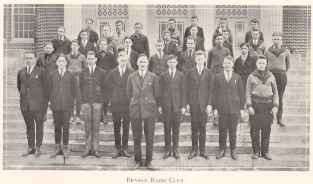1922-benson-high-school-radio-club-robert-shiomi%e9%9b%86%e5%90%88%e5%86%99%e7%9c%9f