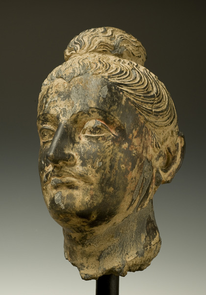 Head of Buddha1